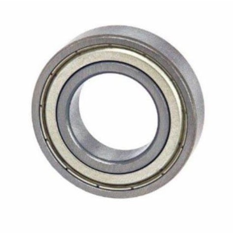 Two Metal Shield Enclosed Radial 6205zz Deep Groove Ball Bearing