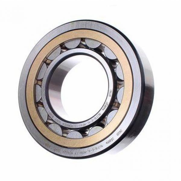 High Precision Stainless Steel Deep Groove Ball Bearing 6302 zz #1 image